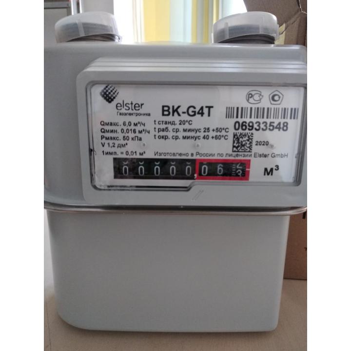 Счетчик газа G4T